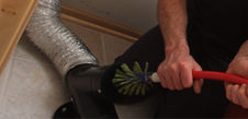 AC Service - Dryer Vent Cleaning